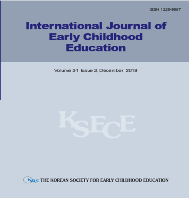 International Journal of Early Childhood Education