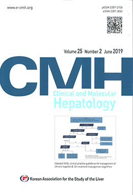 Clinical and Molecular Hepatology(대한간학회지)