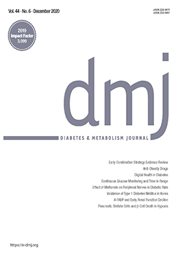Diabetes and Metabolism Journal (DMJ)
