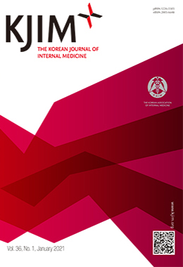 The Korean Journal of Internal Medicine