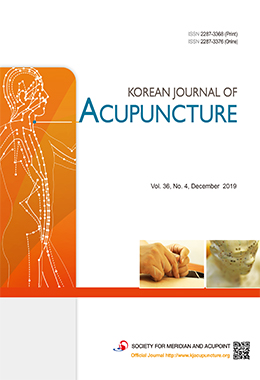 Korean Journal of Acupuncture