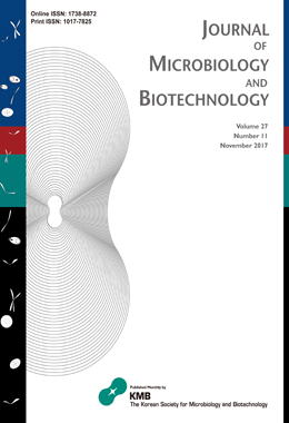 Journal of Microbiology and Biotechnology