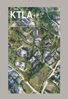 Journal of Korean Institute of Traditional Landscape Architecture